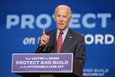 If Biden wins, he will not inherit a foreign policy crisis from Trump