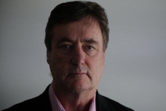 Former AFP commissioner Mick Keelty.
