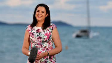 Queensland Premier Annastacia Palaszczuk's government has delivered on about nine in 10 of its promises.