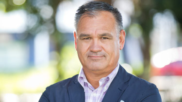 Darren Godwell is working hard to ensure educational opportunities abound for indigenous children.