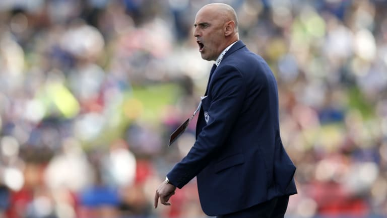 Kevin Muscat hopes Melbourne Victory's fighting spirit is back on track.