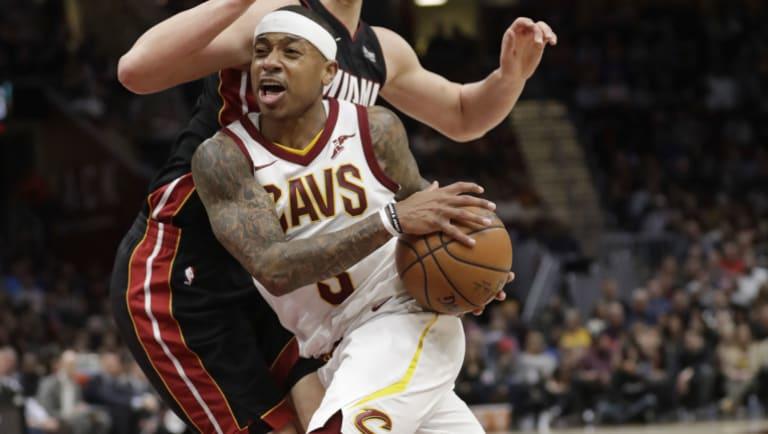Cleveland has traded Isaiah Thomas.