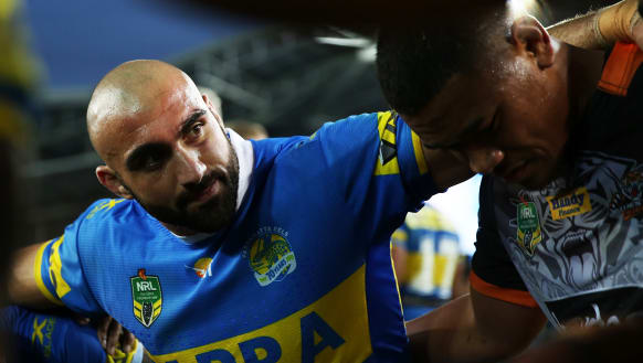 The guiding light turning Tim Mannah into a leader of men