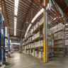 The only warehouse larger than 3000 sq m available to lease this side of Christmas in Melbourne's south-east, is this one.