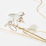 Highfield wrens, part of a commissioned work for the private suites of the bridal mezzanine in Tiffany's new Sydney store.