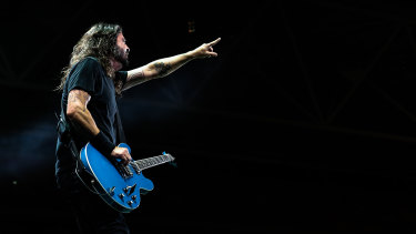 Foo Fighters played for just shy of three hours.