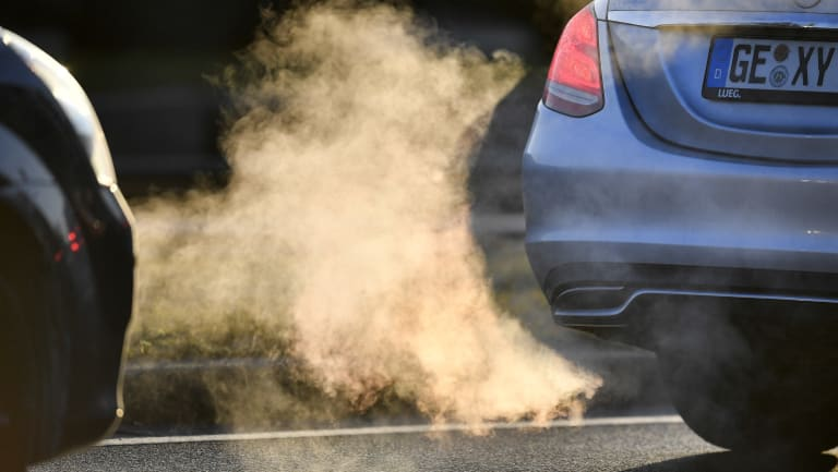 Germany is looking at a ban on diesel cars.