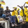 Uganda's Museveni declared winner of presidential poll, rival alleges fraud