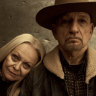 Australian actress Jacki Weaver stars alongside Ben Kingsley in Perpetual Grace, LTD.