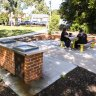 Barbecues are being switched back on in Canterbury-Bankstown as a morale booster.