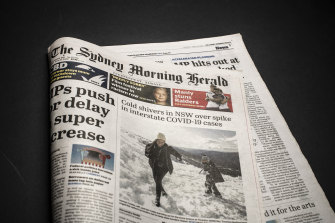 David King has been appointed National editor of The Age and The Sydney Morning Herald