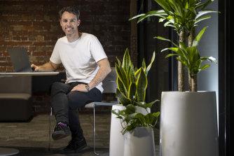 FrankieOne founder Simon Costello wants to take his start-up global.