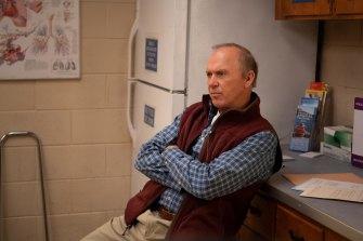 Michael Keaton in Dopesick.