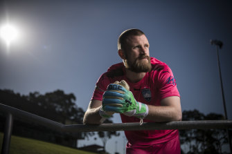 Sydney FC goalkeeper Andrew Redmayne is confident his side's big-game experience will hold them in good stead in the A-League finals.