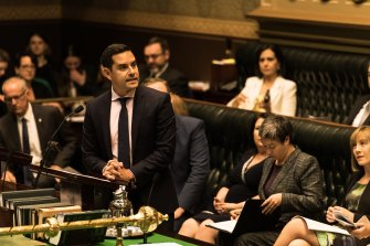 Independent MP Alex Greenwich has released his voluntary assisted dying bill to NSW MPs.