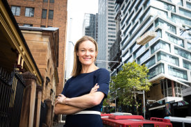 AMP Capital's head of real estate Kylie O'Connor says workers are keen to come back to the office.