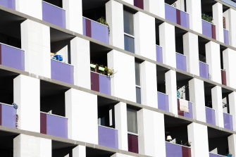 The glut of new properties has combined with a crisis of confidence over building standards.