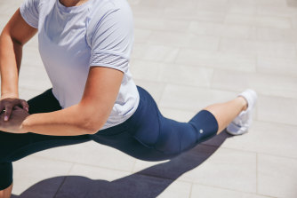 Lululemon's leggings are a fitness industry favourite.