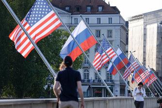 Geneva awaits the summit.