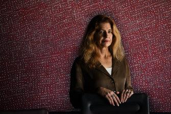 Rio Tinto chief executive for Australia Kellie Parker.