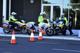 The three-day lockdown was sparked by a breach within Perth's hotel quarantine system.
