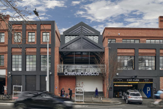 CreativeCubes.Co will move into Lygon Court.