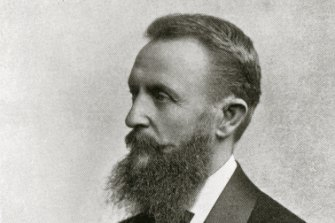 Richard Parkinson became a world-renowned anthropologist and botanist.