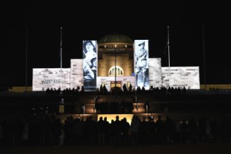 The Australian War Memorial is pushing for a $500 million expansion.