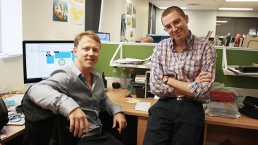Dr Christopher Jeffery and Dr James Fielding are the directors at RER Labs