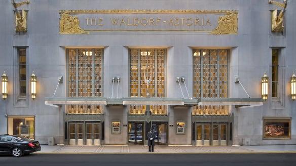 Regulators seizes Chinese insurer which paid $2.5b for Waldorf Astoria