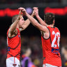 Bombers run down the Crows in Adelaide