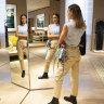 A peek into Louis Vuitton's new inner sanctum where the 1% get to shop