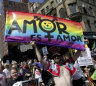 'This will always be a protest': New York marks 50 years since Stonewall
