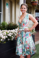 Michelle Payne at Royal Randwick for Ladies Everest Carnival.