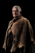 The first Indigenous Minister for Indigenous Australians, Ken Wyatt.