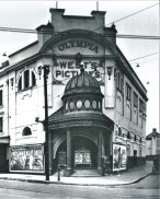 One of Sydney's earliest cinemas: the West's Olympia opened in 1911.