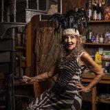 Gretel Pinniger, also known as Madam Lash.