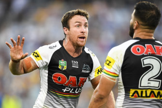 James Maloney has filled the gap left by Nathan Cleary's absence.