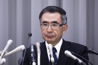Toshihiro Suzuki apologised about the findings.