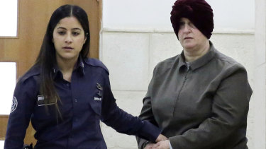 Former Melbourne school principal Malka Leifer, pictured during a recent court appearance, has had her bail overturned.