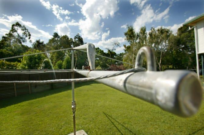Luke Carman rediscovered his backyard in summer.