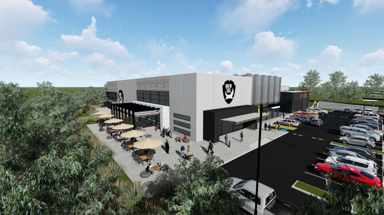 BrewDog will open a brewery and restaurant at Murarrie