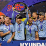 Network Ten close to landing A-League, W-League rights