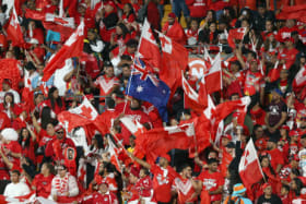 NRL investigating alleged racist comment during Tonga Test
