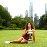 The Naomi slam: Osaka wants to win on all surfaces