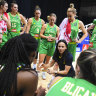 Opals thrash India ahead of Japan clash