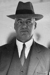 E.G. Theodore ca. 1929