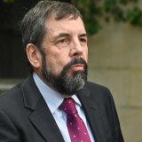 West Australian Chief Health Officer Andrew Robertson.