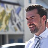 WA Opposition Leader Zak Kirkup.
