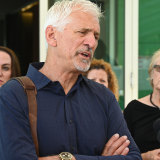 TriggresidentWayneBlakeney who is against the development of Yelo cafe as a four-storey mixed-use building.